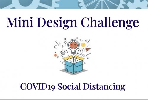 Mini Design Challenge COVID19 Social Distancing